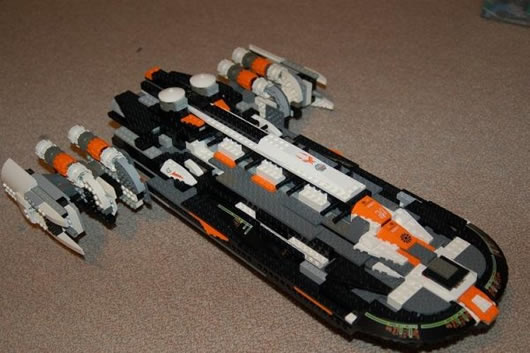 Dane Agathon's Dreadnaught
