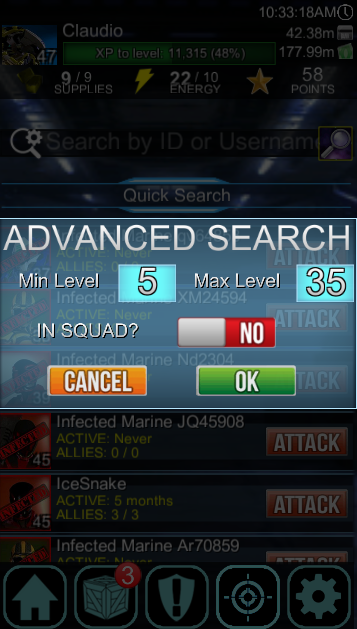 ZM Advanced Search Filter