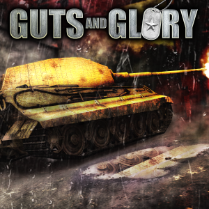 Guts and Glory Boss - King Tiger